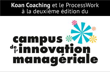 Koan Coaching au Campus de l'Innovation Managériale